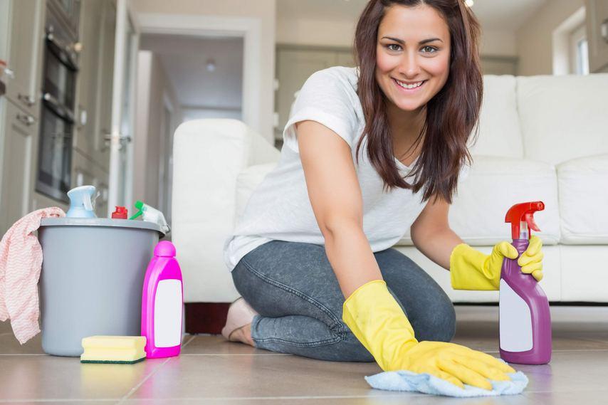 Как облегчить уборку дома